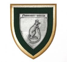 7th Armoured Brigade - Wall Plaque